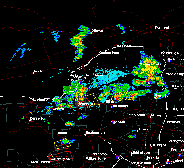 Radar Image for Severe Thunderstorms near Brewerton, NY at 5/19/2019 4:37 PM EDT
