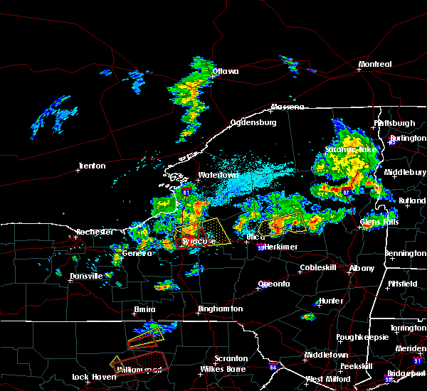Radar Image for Severe Thunderstorms near Verona, NY at 5/19/2019 4:39 PM EDT