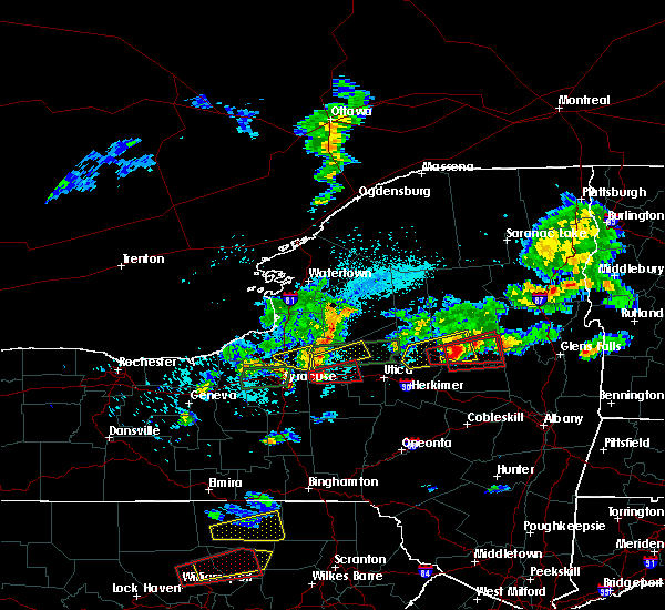 Radar Image for Severe Thunderstorms near Verona, NY at 5/19/2019 5:01 PM EDT