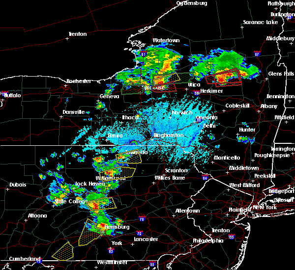 Radar Image for Severe Thunderstorms near Burlington, PA at 5/19/2019 5:05 PM EDT