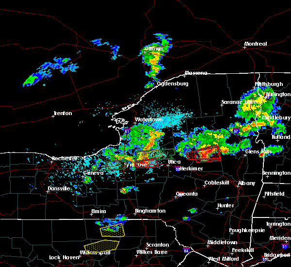 Radar Image for Severe Thunderstorms near Rome, NY at 5/19/2019 5:13 PM EDT