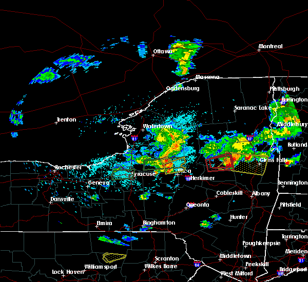 Radar Image for Severe Thunderstorms near Westmoreland, NY at 5/19/2019 5:30 PM EDT