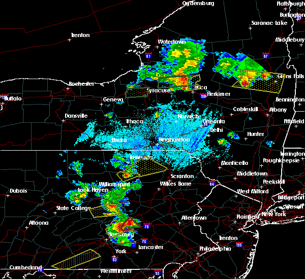 Radar Image for Severe Thunderstorms near Meshoppen, PA at 5/19/2019 5:40 PM EDT