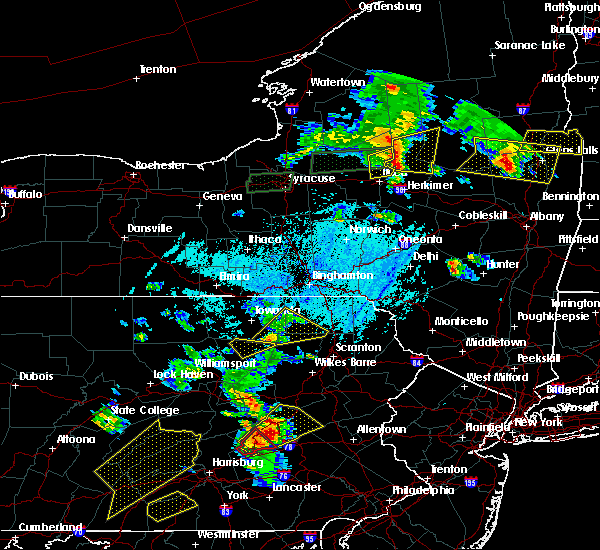 Radar Image for Severe Thunderstorms near Meshoppen, PA at 5/19/2019 5:53 PM EDT