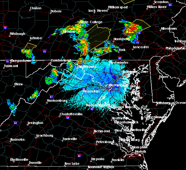Radar Image for Severe Thunderstorms near Wilson-Conococheague, MD at 5/19/2019 6:01 PM EDT