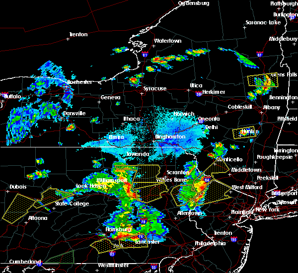 Radar Image for Severe Thunderstorms near Plains, PA at 5/19/2019 7:55 PM EDT