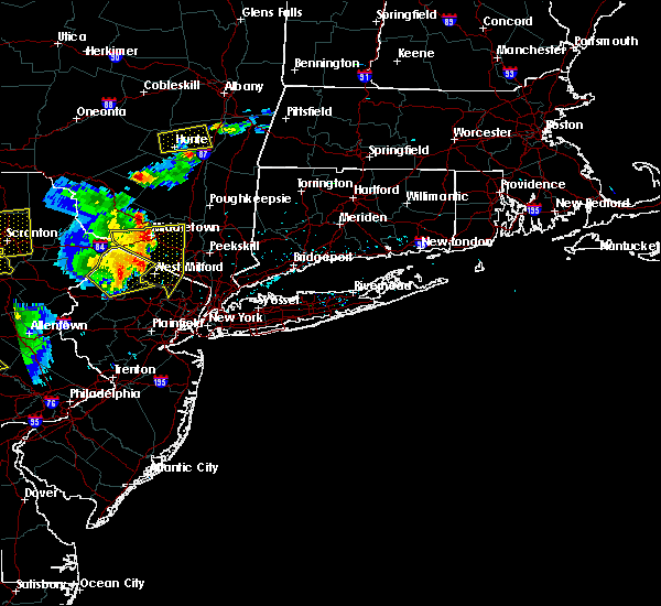 Radar Image for Severe Thunderstorms near Mechanicstown, NY at 5/19/2019 8:29 PM EDT