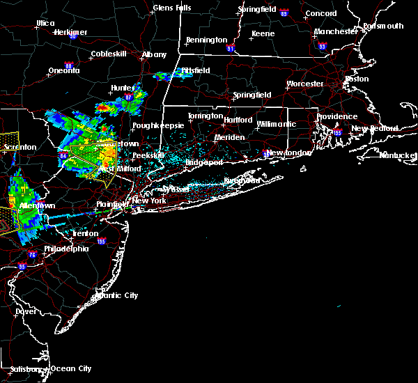 Radar Image for Severe Thunderstorms near Mechanicstown, NY at 5/19/2019 8:55 PM EDT