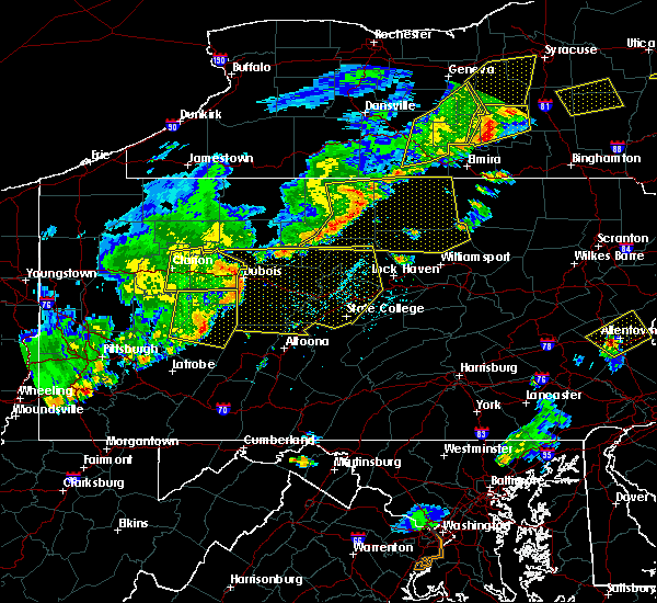 Radar Image for Severe Thunderstorms near Chevy Chase Heights, PA at 6/12/2015 7:00 PM EDT
