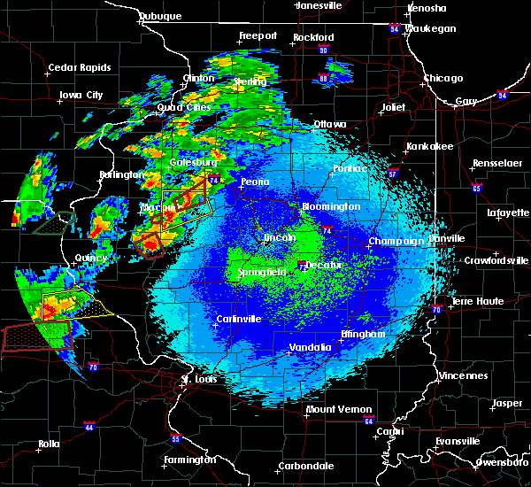 Radar Image for Severe Thunderstorms near Dunfermline, IL at 5/22/2019 9:50 PM CDT