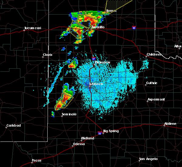 Radar Image for Severe Thunderstorms near Denver City, TX at 5/23/2019 5:08 PM CDT