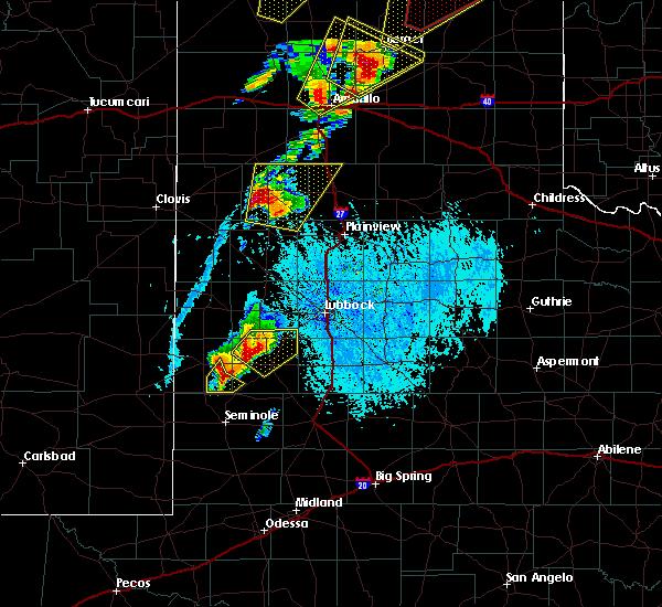 Radar Image for Severe Thunderstorms near Ropesville, TX at 5/23/2019 5:32 PM CDT