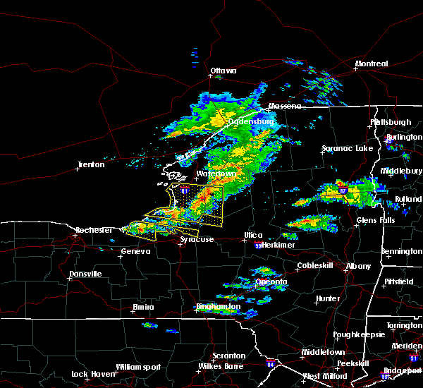 Radar Image for Severe Thunderstorms near Village Green, NY at 5/23/2019 7:29 PM EDT