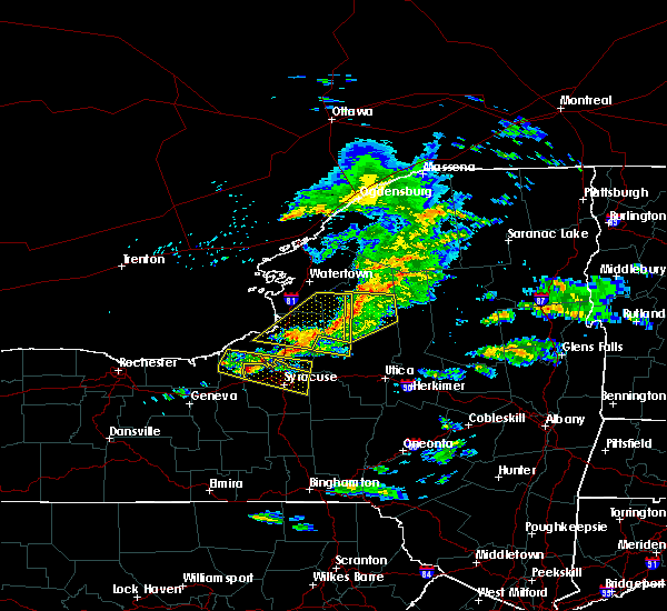 Radar Image for Severe Thunderstorms near Village Green, NY at 5/23/2019 7:42 PM EDT