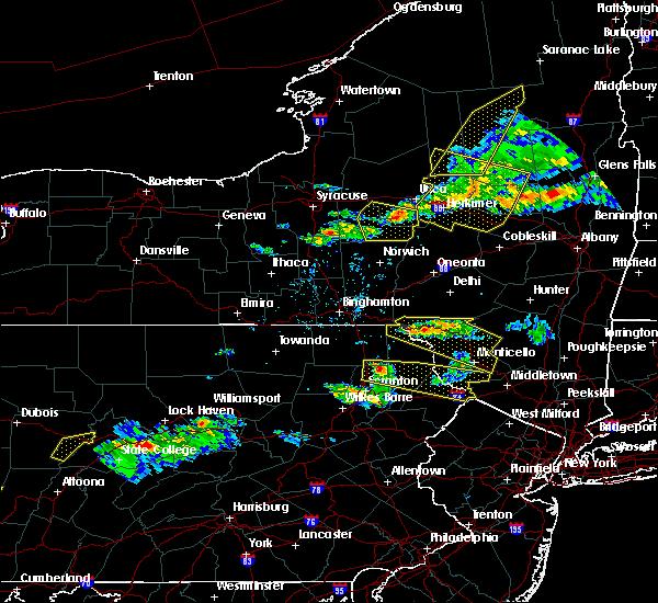Interactive Hail Maps - Hail Map for Hawley, PA