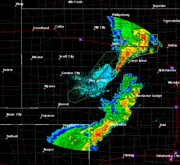 Radar Image for Severe Thunderstorms near Susank, KS at 5/24/2019 2:14 AM CDT