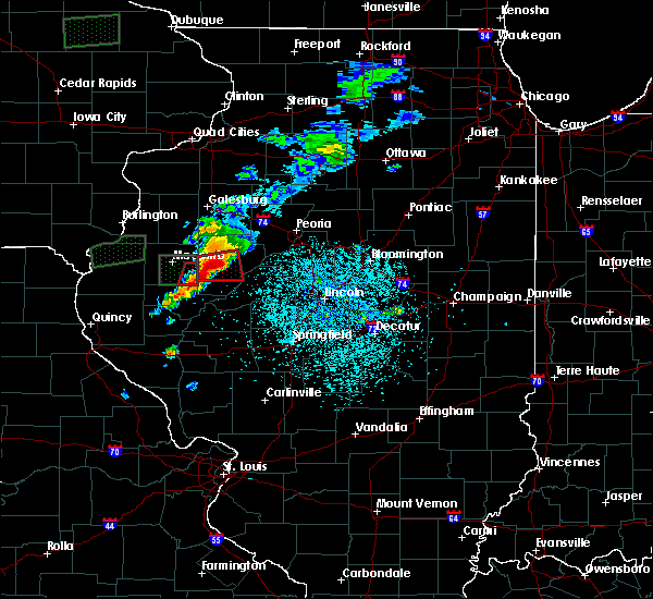 Radar Image for Severe Thunderstorms near Ipava, IL at 5/24/2019 1:01 PM CDT