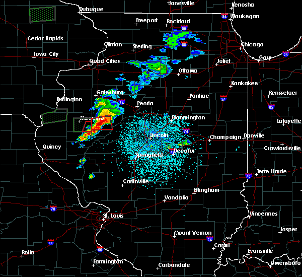Radar Image for Severe Thunderstorms near Cuba, IL at 5/24/2019 1:10 PM CDT