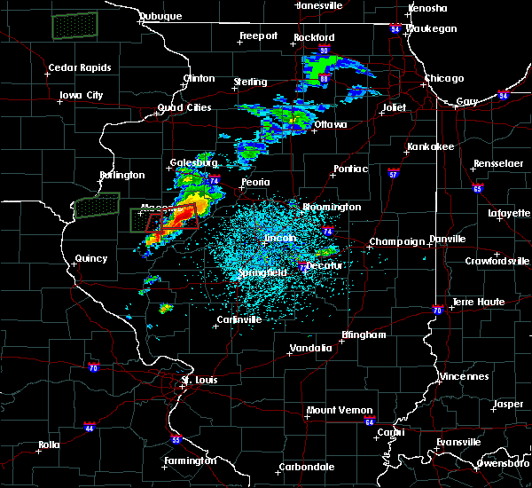 Radar Image for Severe Thunderstorms near Cuba, IL at 5/24/2019 1:18 PM CDT