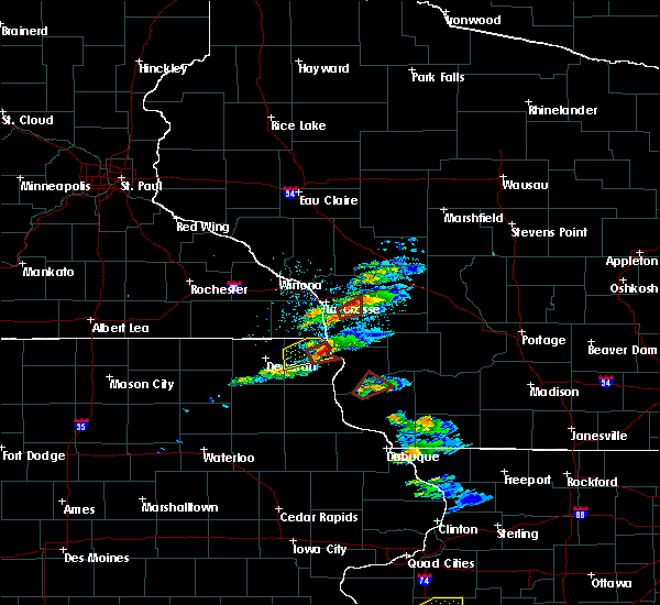 Radar Image for Severe Thunderstorms near St. Joseph, WI at 5/24/2019 8:59 PM CDT