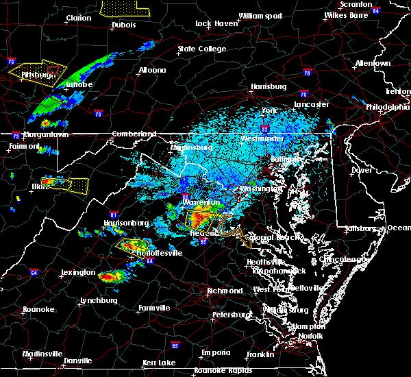 Radar Image for Severe Thunderstorms near Petersburg, WV at 5/25/2019 8:10 PM EDT