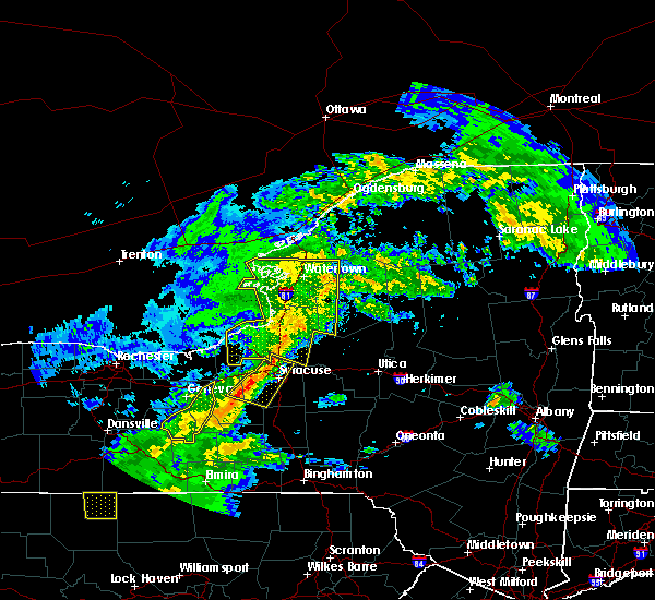 Radar Image for Severe Thunderstorms near Fairmount, NY at 5/25/2019 8:56 PM EDT
