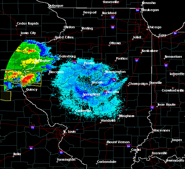 Radar Image for Severe Thunderstorms near Golden, IL at 5/25/2019 9:06 PM CDT