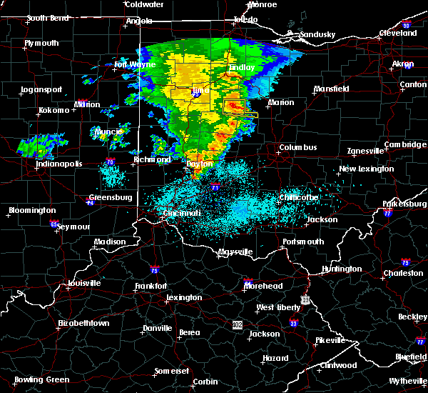 Radar Image for Severe Thunderstorms near Waldo, OH at 5/26/2019 7:01 AM EDT