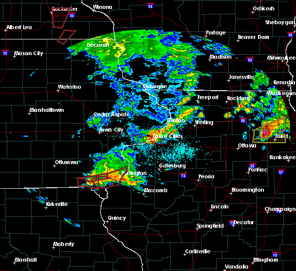 Radar Image for Severe Thunderstorms near Houghton, IA at 5/27/2019 1:55 PM CDT
