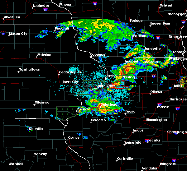 Radar Image for Severe Thunderstorms near Rock Falls, IL at 5/27/2019 2:59 PM CDT