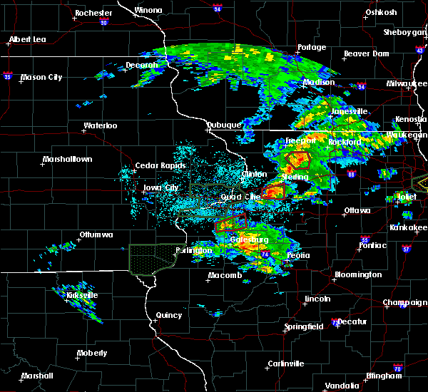 Radar Image for Severe Thunderstorms near Rock Falls, IL at 5/27/2019 3:12 PM CDT