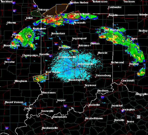 Radar Image for Severe Thunderstorms near Dresser, IN at 5/27/2019 6:09 PM EDT