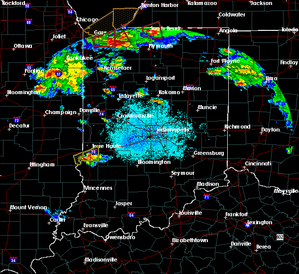 Radar Image for Severe Thunderstorms near Dresser, IN at 5/27/2019 6:23 PM EDT