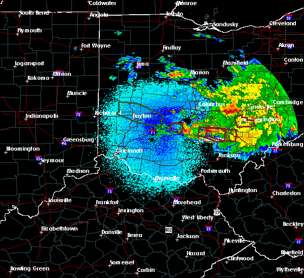 Radar Image for Severe Thunderstorms near New Lexington, OH at 5/28/2019 1:11 AM EDT
