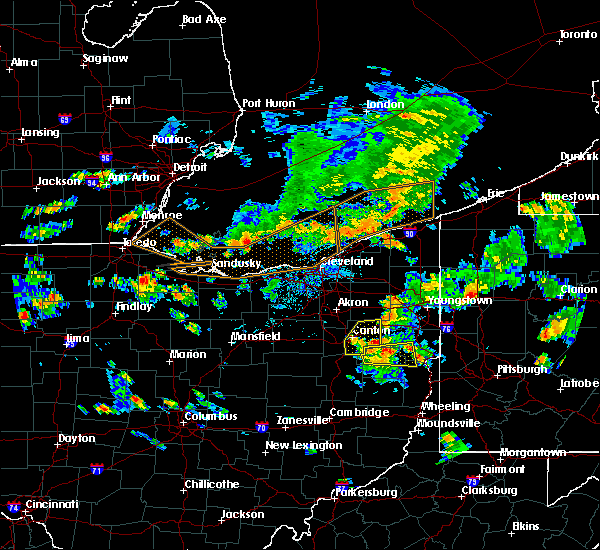 Radar Image for Severe Thunderstorms near Sandyville, OH at 6/14/2015 5:54 PM EDT