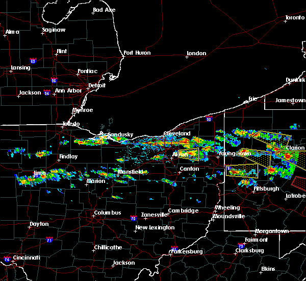 Radar Image for Severe Thunderstorms near South Canal, OH at 5/28/2019 3:48 PM EDT
