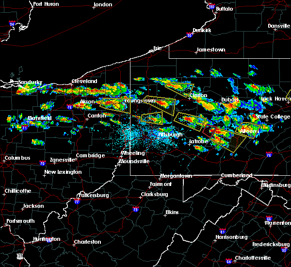 Radar Image for Severe Thunderstorms near Marianne, PA at 5/28/2019 4:05 PM EDT