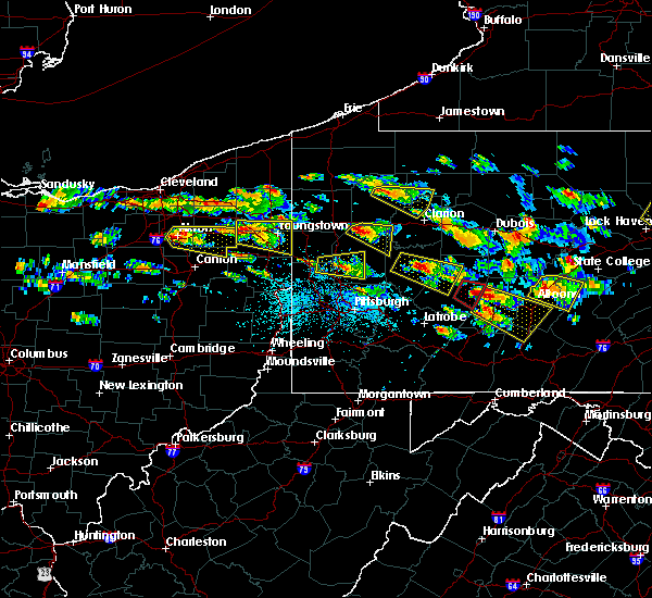 Radar Image for Severe Thunderstorms near Fairview, PA at 5/28/2019 4:07 PM EDT