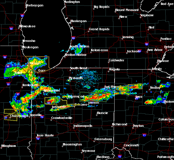 Radar Image for Severe Thunderstorms near Miller City, OH at 5/28/2019 4:37 PM EDT