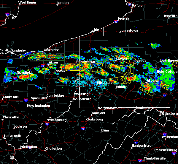 Radar Image for Severe Thunderstorms near Kiskimere, PA at 5/28/2019 4:48 PM EDT