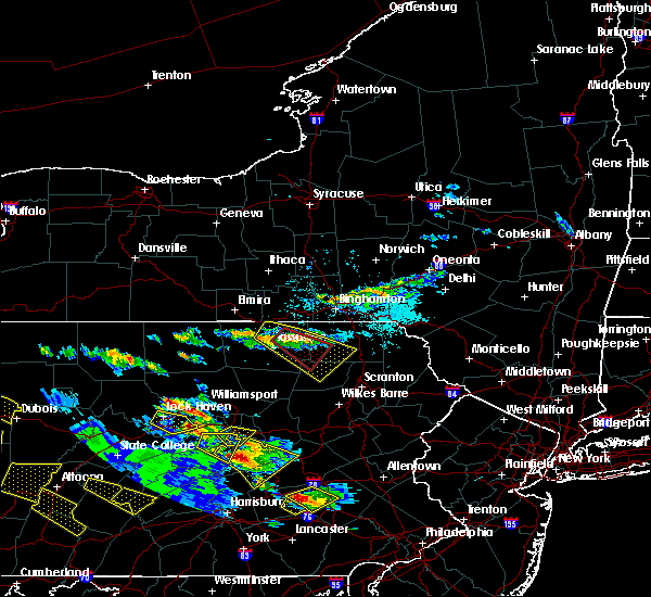 Radar Image for Severe Thunderstorms near Meshoppen, PA at 5/28/2019 5:06 PM EDT