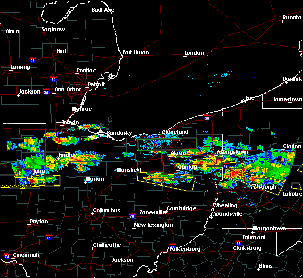 Radar Image for Severe Thunderstorms near Sandyville, OH at 5/28/2019 5:44 PM EDT