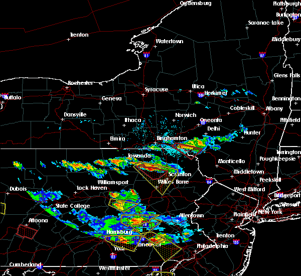Radar Image for Severe Thunderstorms near West Falls, PA at 5/28/2019 5:49 PM EDT