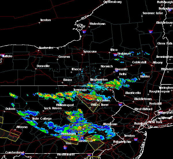 Radar Image for Severe Thunderstorms near West Falls, PA at 5/28/2019 5:58 PM EDT