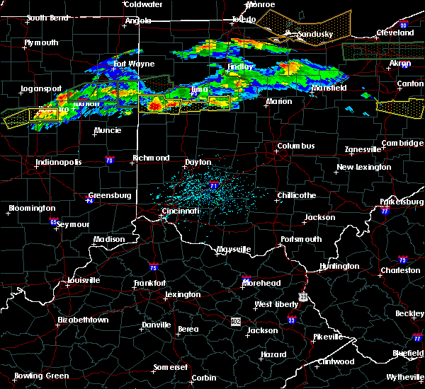 Radar Image for Severe Thunderstorms near Uniopolis, OH at 5/28/2019 6:12 PM EDT