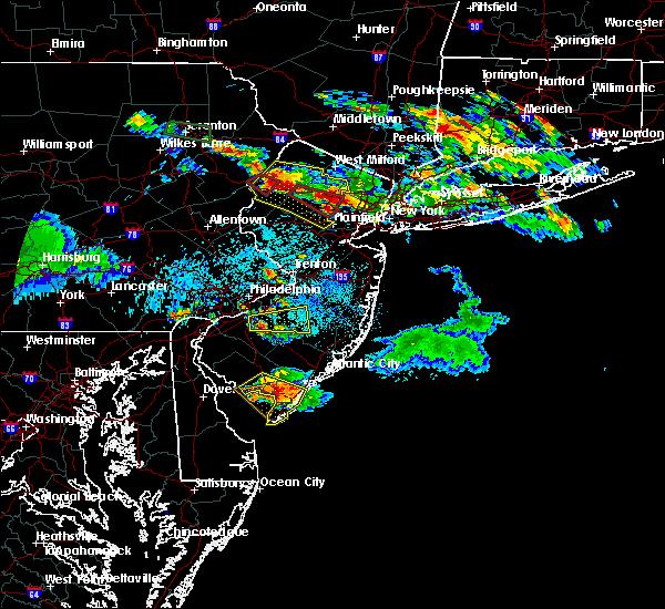 Radar Image for Severe Thunderstorms near Roselle Park, NJ at 5/28/2019 8:52 PM EDT