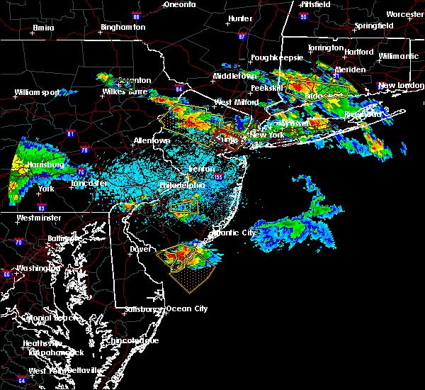 Radar Image for Severe Thunderstorms near Roselle Park, NJ at 5/28/2019 9:03 PM EDT