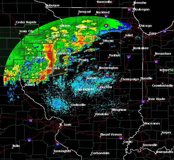 Radar Image for Severe Thunderstorms near Dunfermline, IL at 5/28/2019 8:04 PM CDT