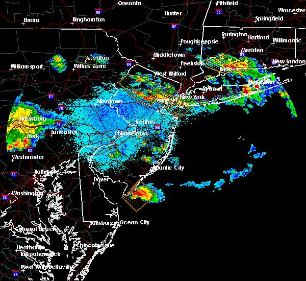 Radar Image for Severe Thunderstorms near Roselle Park, NJ at 5/28/2019 9:36 PM EDT