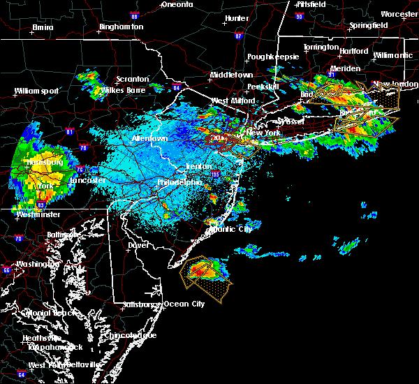 Radar Image for Severe Thunderstorms near Roselle Park, NJ at 5/28/2019 9:52 PM EDT